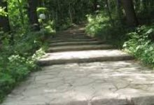 Plitvice-steps