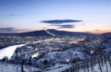 skiing europe