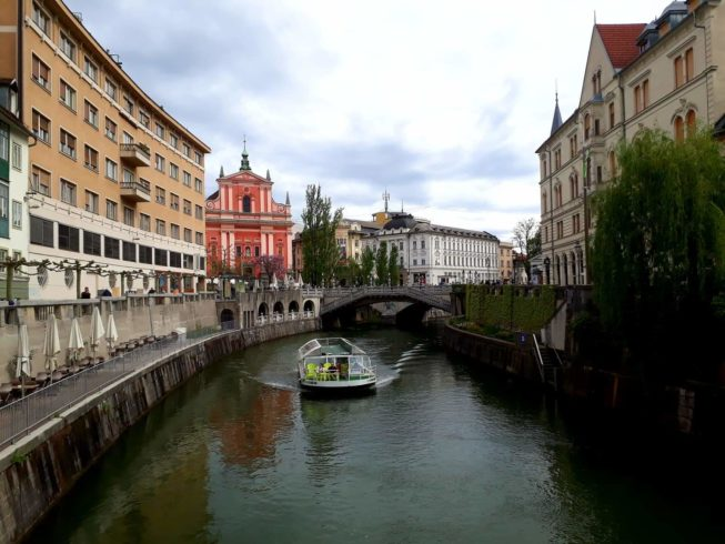 Ljubljana day trips